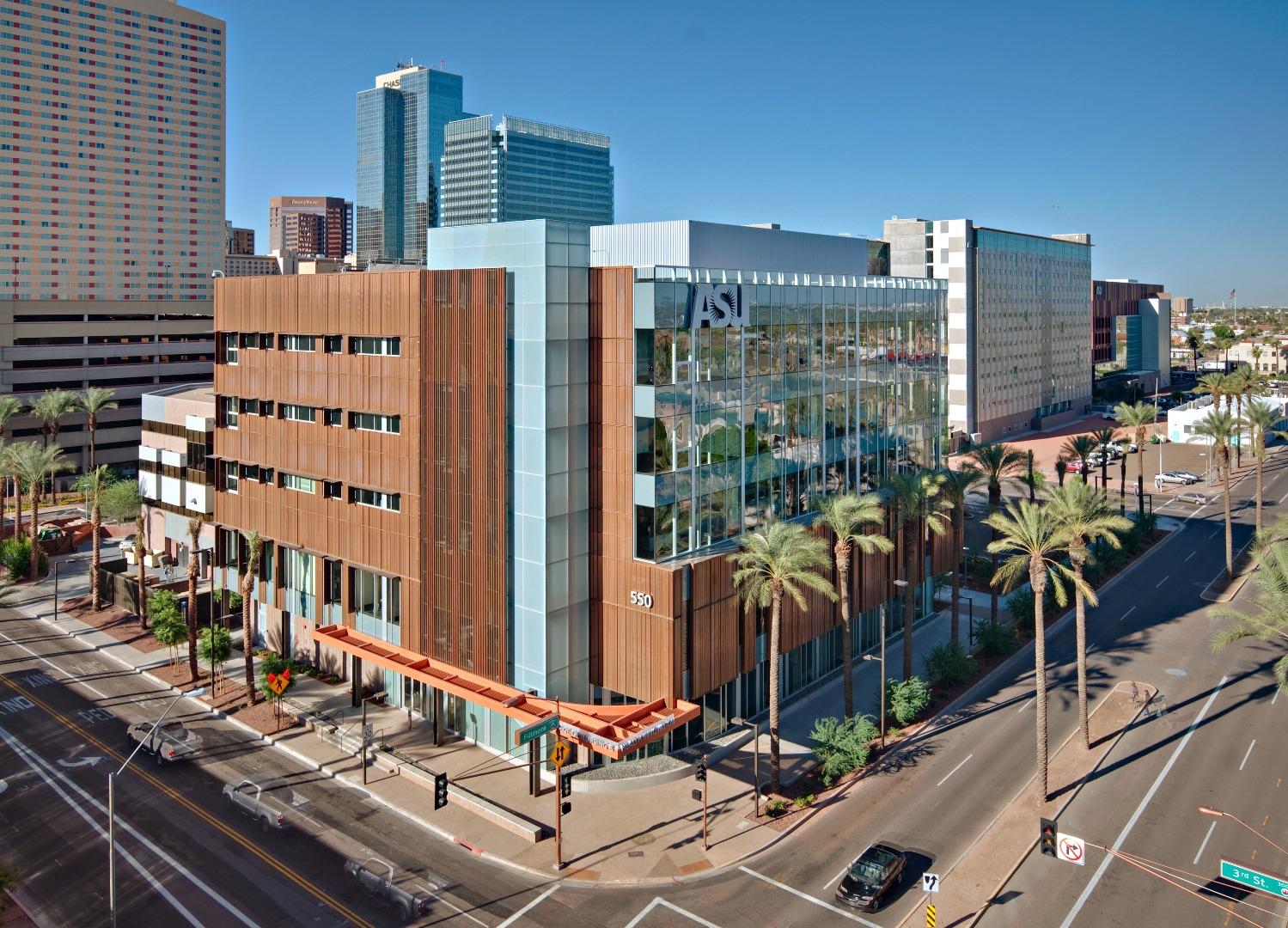 ASU's College of Nursing and Health Innovation